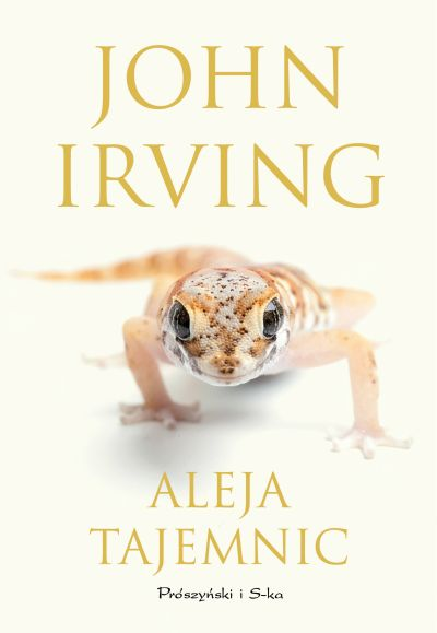 John Irving, Aleja tajemnic