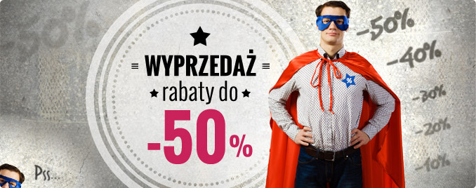 Tanie książki w Taniej Książce -50%