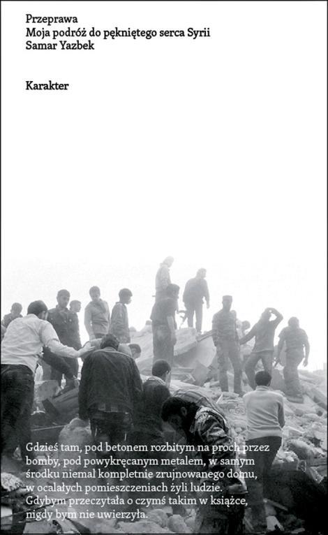 Yazbek Samar - Przeprawa